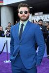 Chris Evans Avengers EG premiere