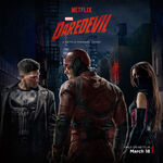 Dardevil Season 2 Costume Poster