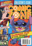 Disney Adventures Comic Zone cover Summer 2004 Stitch