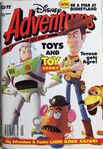 Disney Adventures Magazine australian cover November 1996 Toy Story