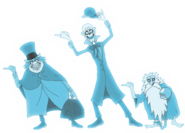 Hitchhiking ghosts clip