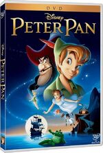 Peter Pan 2013 Brazil DVD