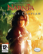 Prince Caspian DS cover art