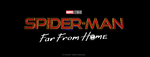 Spider-Man - Far From Home offical logo