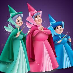 Three Good Fairies icon
