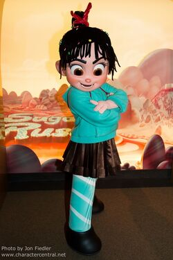 Vanellope Character Central