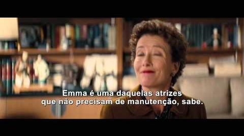 Walt nos Bastidores de Mary Poppins - Emma Thompson
