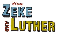 File:Zeke & Luther - logo.png
