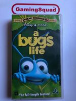A Bugs Life (1999 UK VHS) (Widescreen)