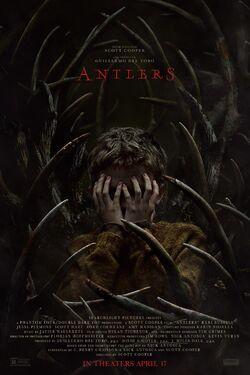 Antlers Official Poster
