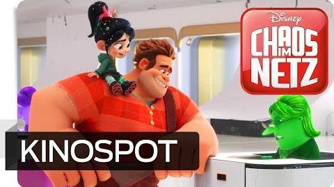 CHAOS IM NETZ - Kinospot Kann ich Disney HD