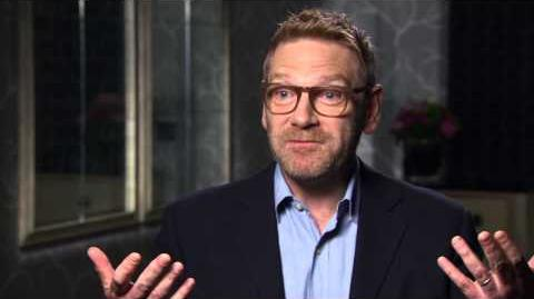 Cinderella Interview - Kenneth Branagh
