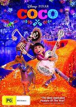 Coco AU DVD