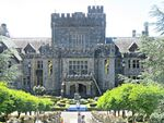D3 Set at Hatley Castle - Auradon Prep
