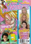 Disney Adventures Magazine Australian cover Feb 2003