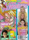 Disney Adventures Magazine Australian cover Feb 2003