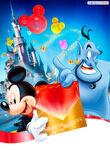 Disneyland Paris brochure Genie