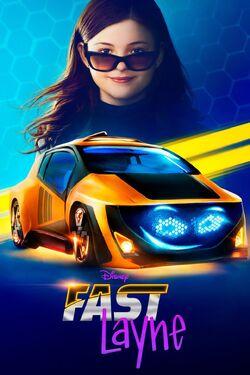 Fast Layne poster