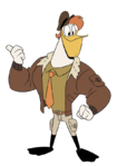 Launchpad McQuack DuckTales 2017