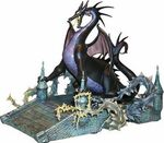 Maleficent Dragon figure