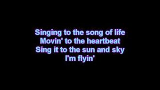 Mandy Moore - Singing To The Song Of Life(Sing-Along)