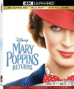 Mary Poppins Returns 4K