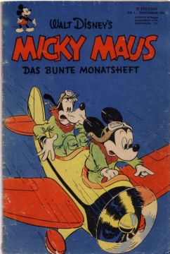 Micky Maus 1951 00