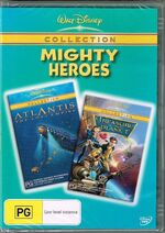 Mighty Heroes 2006 AUS DVD
