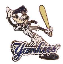New York Yankees Goofy