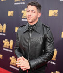 Nick Jonas at MTV Awards