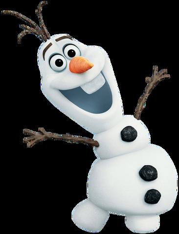 File:Olaf transparent pose.png