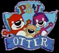 PBnJ Otter Title Card