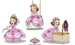 Princess Sofia concept 3