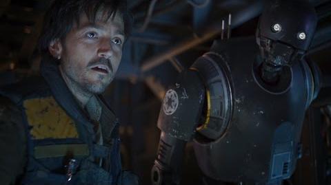 Rogue One Uma História Star Wars – Trailer
