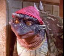 Spike Dinosaur