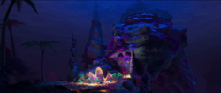 Tamatoa's Lair (Realm of Monsters - Moana)
