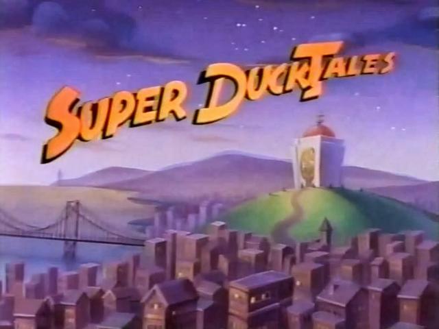 Super DuckTales | Disney Wiki | Fandom
