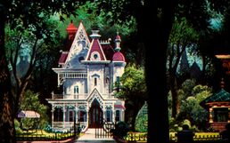 Walt-Disney-Lady-house