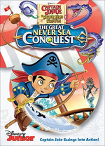 CaptainJakeAndTheNeverLandPiratesTheGreatNeverSeaConquestDVD-small1