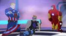 Captain America Hawkeye Iron Man AUR