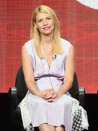 Claire Danes Summer TCA13