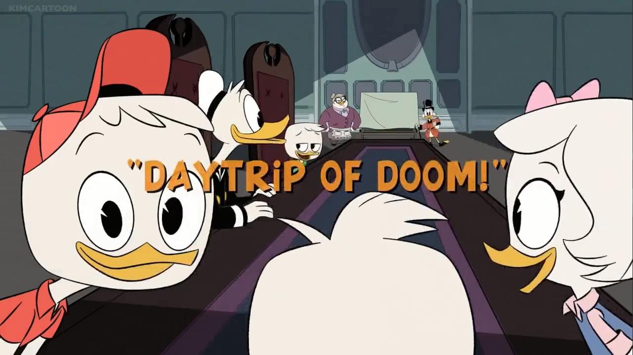 ducktales day trip of doom
