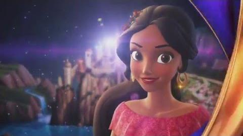 Elena of Avalor - Teaser
