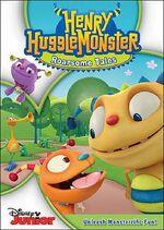 Henry Hugglemonster Roarsome Tales DVD