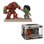 Hulkbuster vs Hulk Movie Moment POP