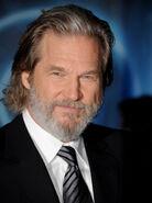 Jeff Bridges Tron Legacy premiere