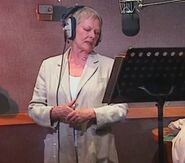 Judi Dench behind the scenes HotR