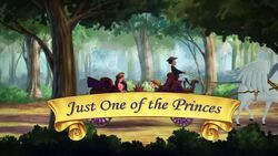Just One of the Princes titlecard