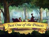 Só um dos Príncipes