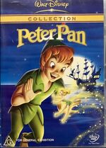 Peter Pan 2002 AUS DVD
